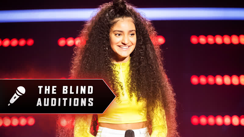 Lara Dabbagh - Scars To Your Beautiful (The Voice Australia 2019)