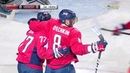 Александр Овечкин 38 я шайба в сезоне 12 02 2019 Alex Ovechkin 38th goal this season