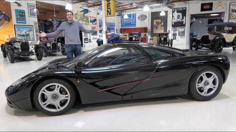 Вот почему McLaren F1 - это величайшая когда-либо выпускавшаяся машина