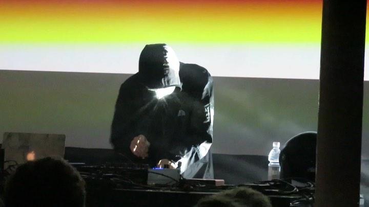 Blankbanshee live performance at Gretchen Club (Berlin)