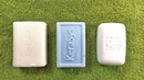 Semi-Soft and Dry Soap Cutting / ASMR