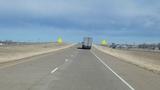 Truck roll high winds Canyon Tx 3-13-19