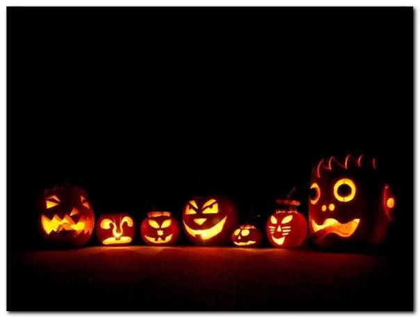Хэллоуин - история возникновения праздника.