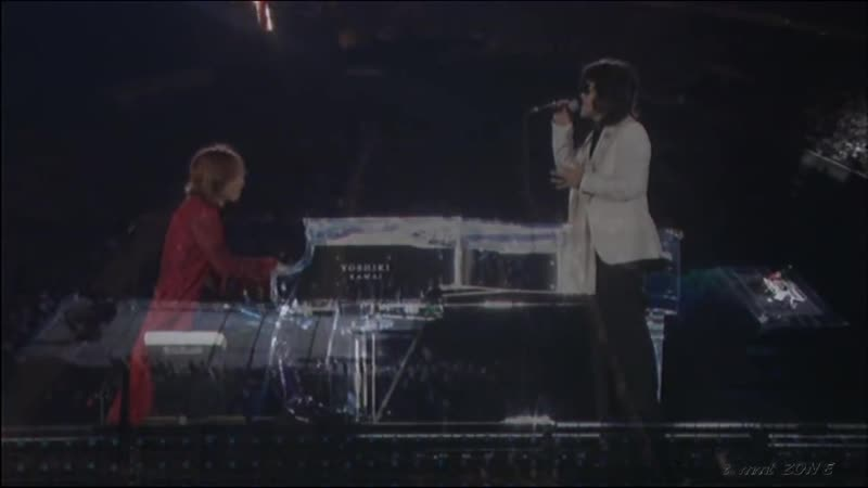 X JAPAN - Forever love (WORLD TOUR 2010 Live IN YOKOHAMA)