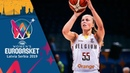 Julie Allemand's Full Highlights with 25 POINTS vs Slovenia