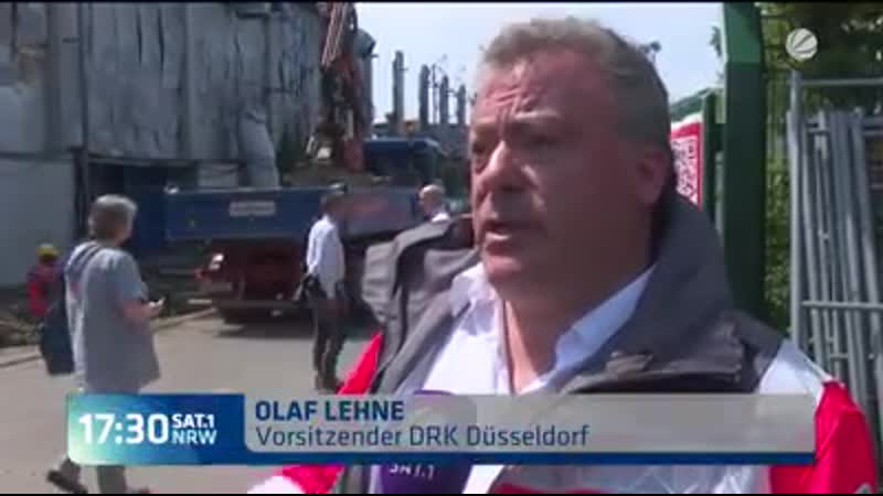 SAT.1 NRW - HIER SPRICHT EIN HELFER KLARTEXT Nach dem