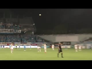 Fernando torres did this today in the j1 league.