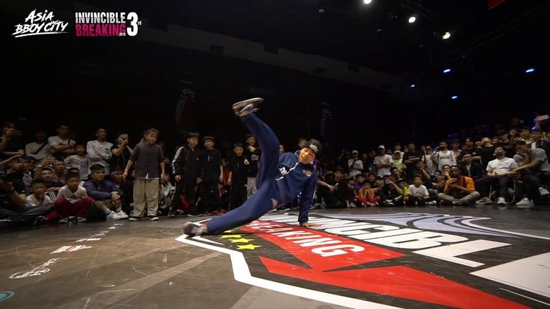 福建精舞门 vs HTD Crew Final Kids Crew Battle Invincible Breaking Jam Vol 3