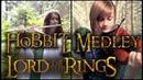 Lord of the Rings The Hobbit MEDLEY Lorelai feat Taryn Harbridge