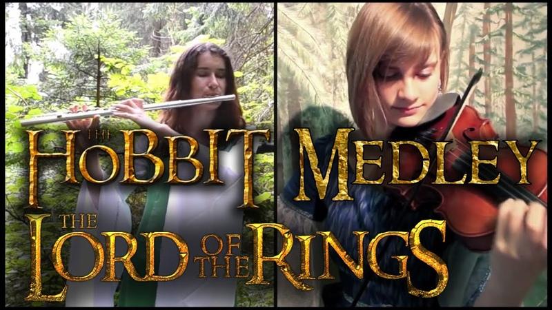 Lord of the Rings/The Hobbit MEDLEY | Lorelai feat. Taryn Harbridge