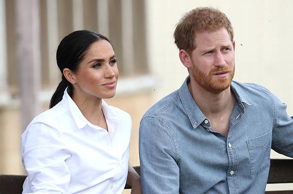 """Принц Гарри впервые прокомментировал """"Мегзит"""": """"Мне грустно, что все так вышло"""""""