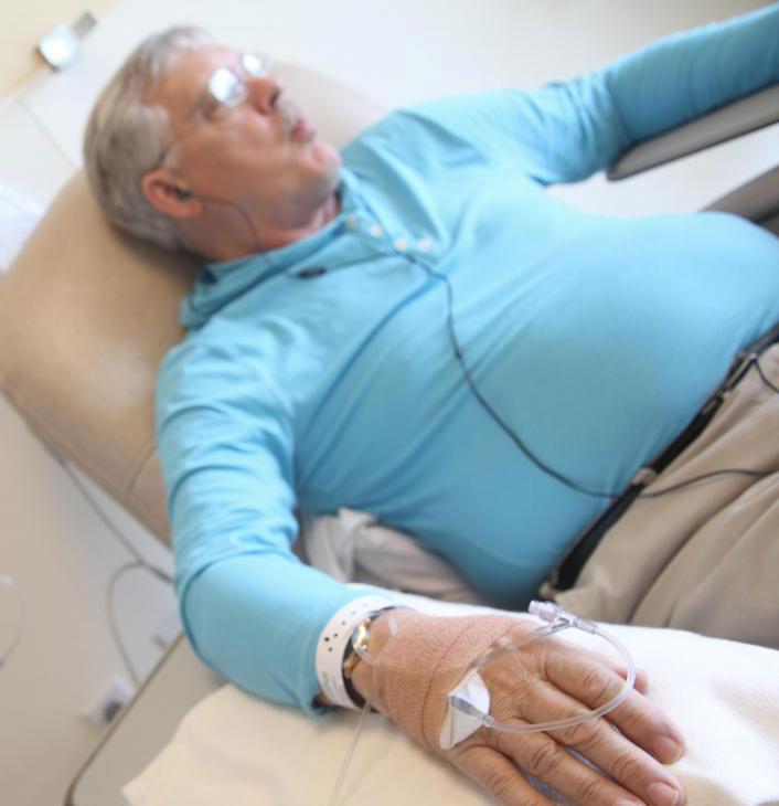 Химиотерапия может быть использована для лечения рака эпителия.