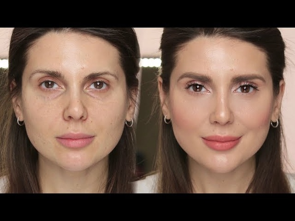 HOW TO DO YOUR MAKEUP WHEN YOU LOOK TIRED   ALI ANDREEA
