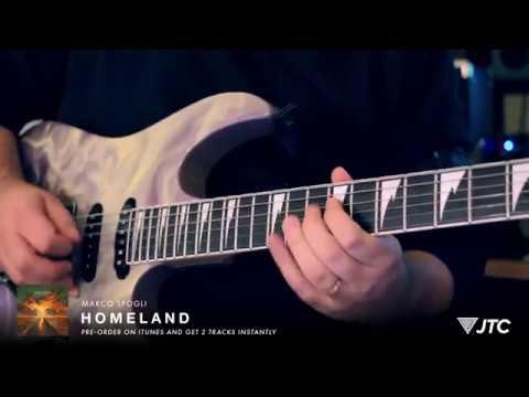 *EXCLUSIVE* Marco Sfogli - 'Corrosion' Full Playthrough (from New Album Homeland)