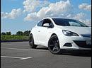 Обзор Opel Astra GTC Turbo трейлер