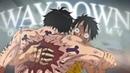 One Piece AMV - WAY DOWN WE GO 30k