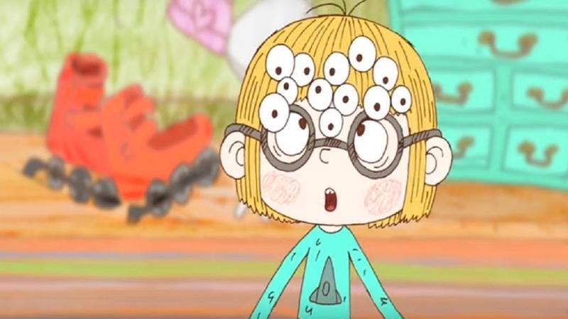 Так не бывает - Глазастики - обучающий мультфильм для детей