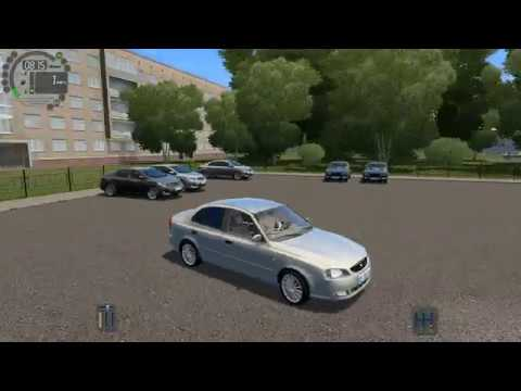 City Car Driving 1 5 7 Hyundai Accent l Normal Driving 60 FPS 1080p