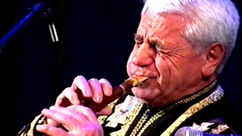 Дживан Гаспарян фильм концерт Жизнь моя дудук Санкт Петербург 29 02 2004 г Djivan Gasparyan duduk