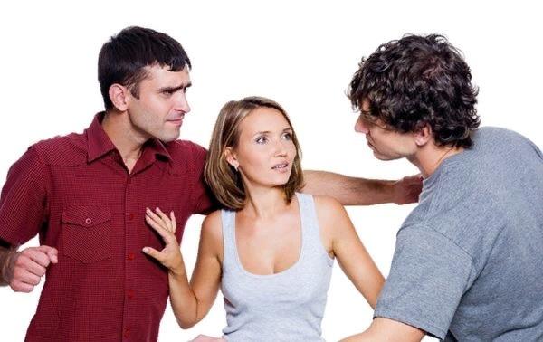 Как отбить девушку у другого парня  советы сексологов и психологов