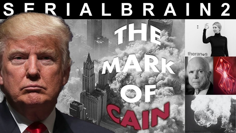 SerialBrain2 Trump's pinned tweet decoded 911 was a satanic sacrifice and an inside job. (PART 1)