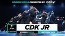 CDK JR 1st Place Jr Winners Circle World of Dance Antwerp Qualifier 2019 WODANT19