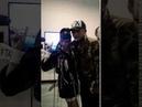 Нюша и Анатолий Цой на показе бренда Nyusha Wear (Неделя Моды в Москве, 20.03.19)