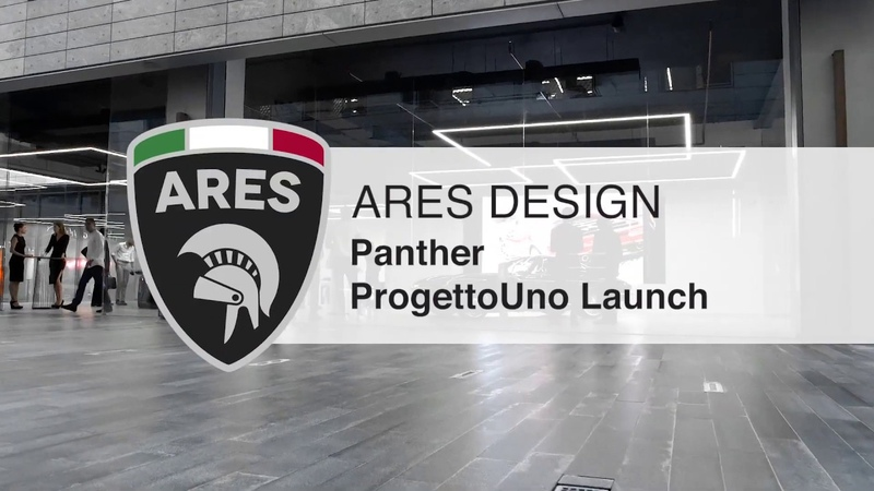 The ARES Design Dubai Show Gallery opening