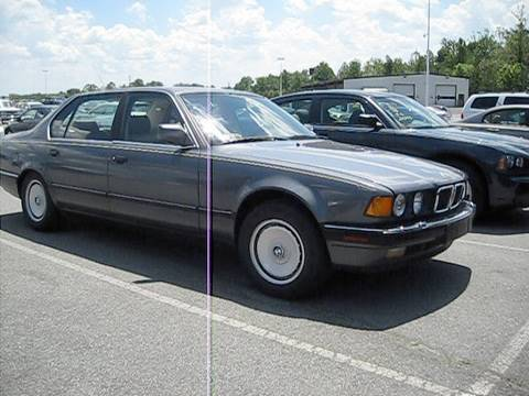 1989 BMW 750iL Start Up, Engine, and In Depth Tour