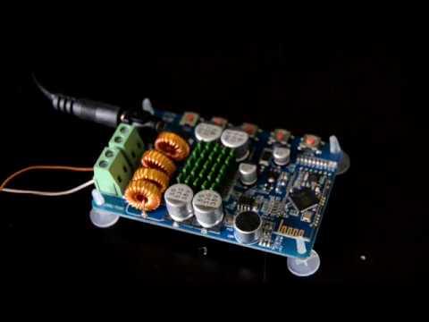 Очень мощная Bluetooth колонка за 1200р!