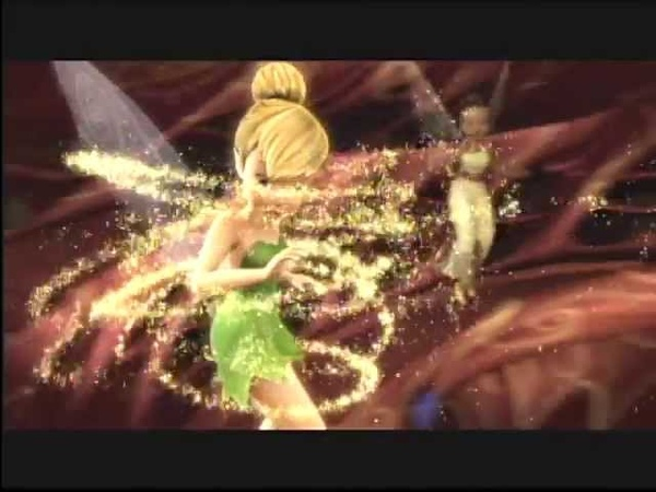Disney Fairies Nature Trailer - Narrated by Toni Morrell