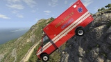 High Speed Jumps, Crashes Compilation #1 - BeamNG Drive Satisfying Car Crashes