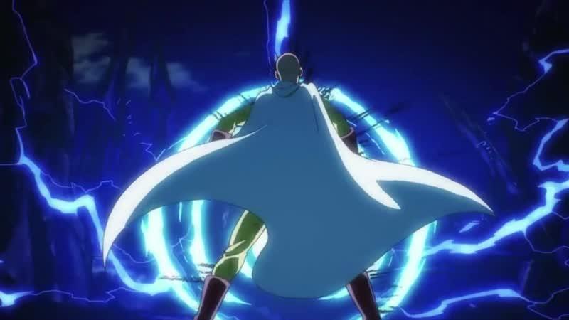 |One Punch Man| |Saitama vs Boros|