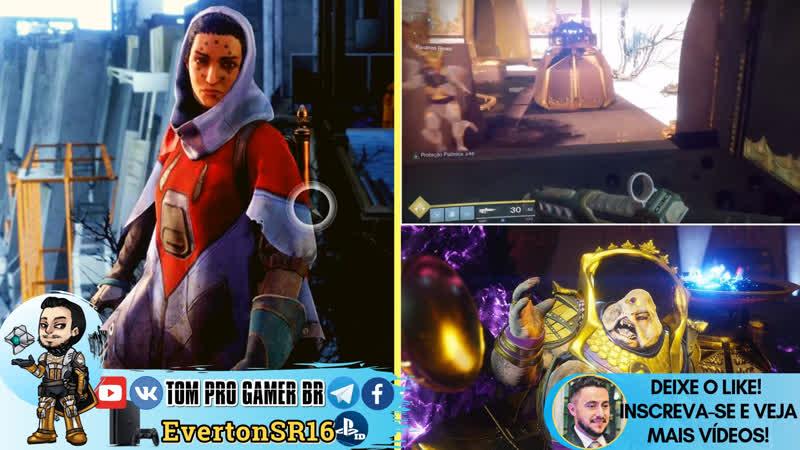 Destiny 2[PS4] Primeira vez na Incursão Leviatã   RAID - 01