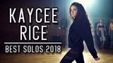 Kaycee Rice - Best Solo Dances 2018