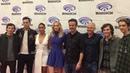 Команда фильма «Люди Икс: Темный Феникс» на фестивале «WonderCon» в Анахайме | 29 марта 2019
