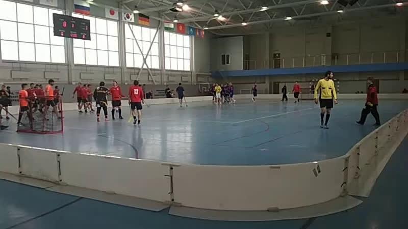 Открытый Кубок «ЛФЛ - Спортивный город» в Новосибирске. EGLS - Герои (Новосибирск)