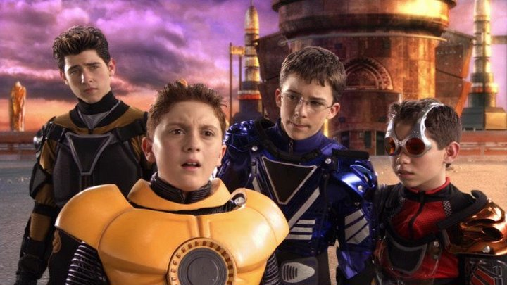 Дети шпионов 3 Игра окончена [Spy Kids 3-D Game Over] (2003)