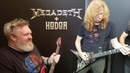 Hodor From 'GAME OF THRONES' Jams 'Holy Wars' W/ MEGADETH