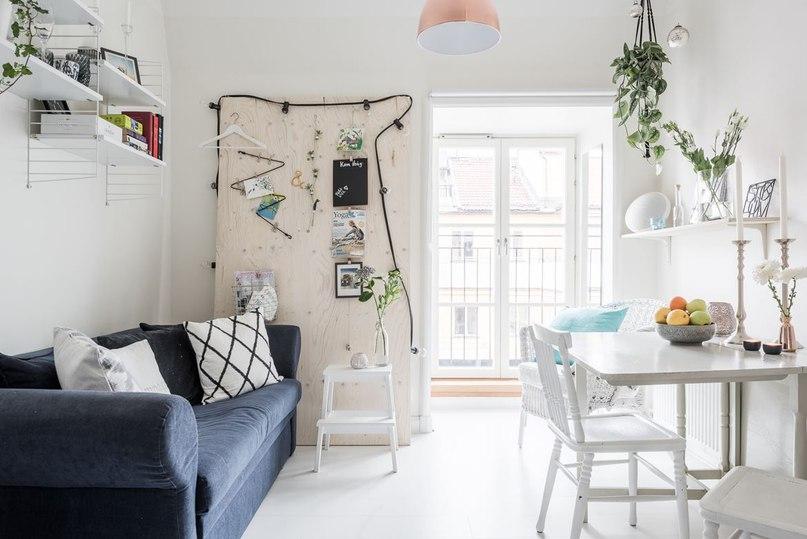 Квартира в Стокгольме - всего 16 кв.