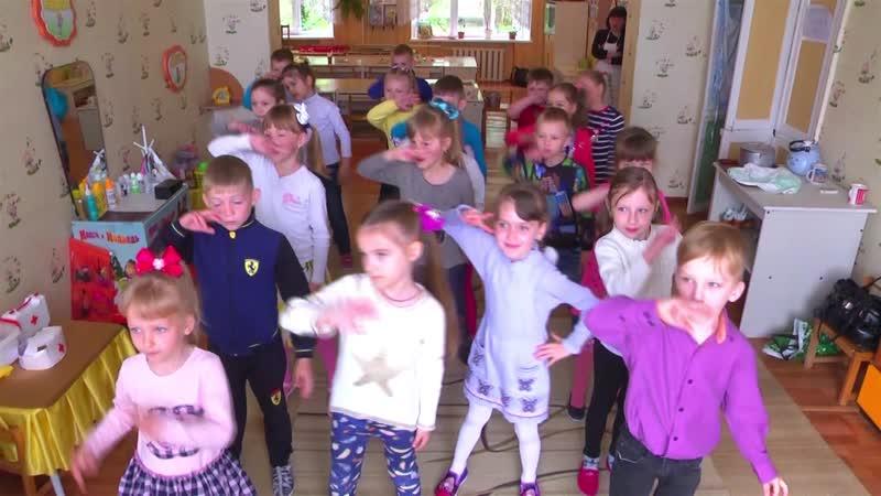 Один день из жизни группы Звездочки, детский сад Изумруд