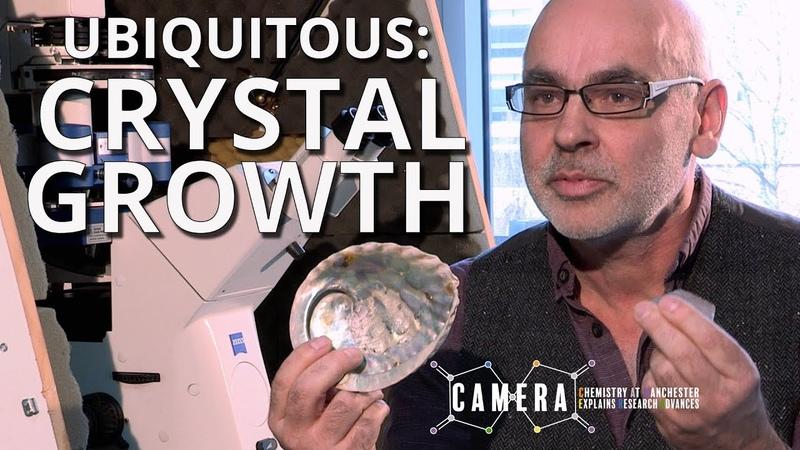 UoM Chemistry 16 Understanding How Crystals Grow