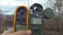 обзор метео станцыи kestrel 4500nv и анемометра R2