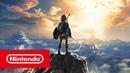 The Legend of Zelda Breath of the Wild Трейлер Презентация Nintendo Switch