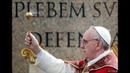 Kritika pápeža Františka katolíckym kňazom
