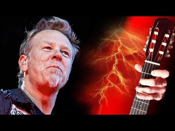 Metallica - The Unforgiven на Гитаре (Разбор)