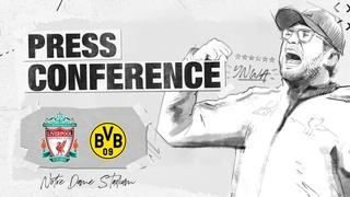Jürgen Klopp's pre-Borussia Dortmund press conference from Notre Dame