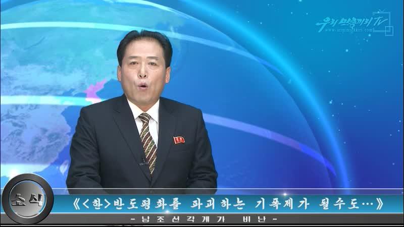 남조선단체들 《자한당》의 《핵무장론》강하게 비판 외 1건
