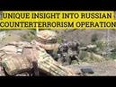 EXCLUSIVE Scenes! Russian Spetsnaz Hunts ISIS Terrorists In Impassable Forests Of Dagestan, Russia
