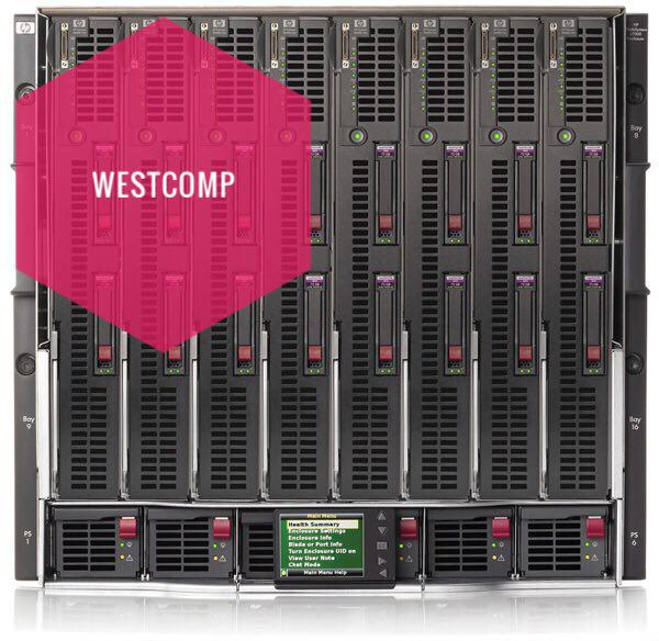 купить HP Blade c7000 westcomp.ru